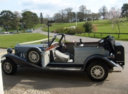 Beauford for weddings in Watford